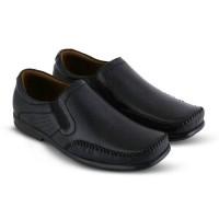 Jual Sepatu Casual / Pantofel Kulit Pria Jk Collection JDA 6502  Murah