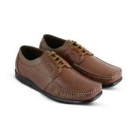 Jual Sepatu Casual Pria / Pantofel Kulit Jk Collection Jda 6501 Murah