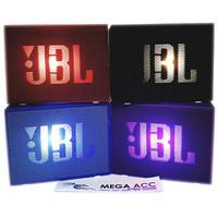 Wireless Portable Speaker JBL GO LED With Port Usb-Tf Card-Aux dccom