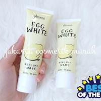 HANASUI EGG WHITE PEEL OFF MASK / HANASUI EGGWHITE