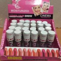 LA CINEMA -BB L.A.Girl Lipcream/Lipgloss Red Series Fashion Color Show
