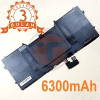 Baterai DELL XPS 12 -L221x 13-L321X L322X C4K9V 9Q23 9Q33 XPS 13 OEM