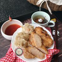Jual Siomay Ayam Udang & Kekkian Ayam (paket) Murah