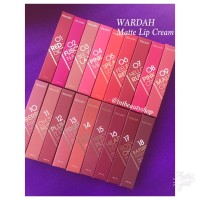 Jual Wardah Exclusive Matte Lip Cream Original Murah