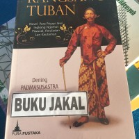 BUKU NOVEL BAHASA JAWA RANGSANG TUBAN /PADMASUSASTRA if