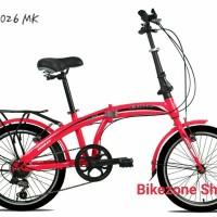 Sepeda Lipat 20 inch Exotic 2026 MK GOSEND BANDUNG