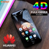 Tempered Glass FULL COVER 4D HUAWEI P10 Screen Protector