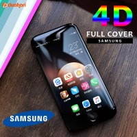 Tempered Glass FULL COVER 4D SAMSUNG GALAXY J7 PRIME Screen Protector