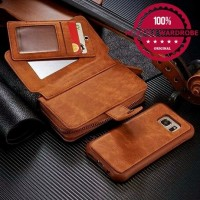 harga Samsung Galaxy Note 8 Leather Case Flip Case Cover Dompet Clutch Kulit Tokopedia.com
