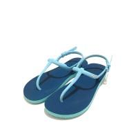 Jual Sandal Fipper Strappy Navy Blue Sky Murah
