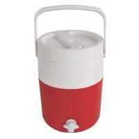 Coleman 2 Gallon / 7.6L Polylite Jug (RED)