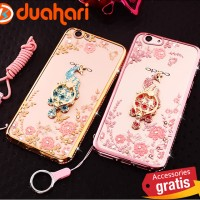 3in1 Case XIAOMI MI MAX 2 Casing SECRET GARDEN Crystal Casing Diamond