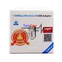 USB Wifi Dongle Tenda W311M Untuk Receiver Parabola, PC dan Laptop