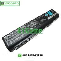 Baterai Laptop TOSHIBA Dynabook B450 B650 Qosmio V65 ORIGINAL