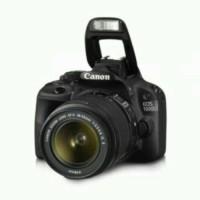 KAMERA CANON 100D kit 18-55mm / CANON EOS 100D / EOS 100D / 100D