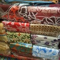 Souvenir Pernikahan/ Dompet Motif Batik/ Desain Modern/ Terlaris