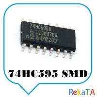 IC 74HC595 SN74HC595 SMD