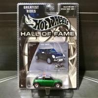 Hot Wheels 2001 Mini Cooper Hall Of Fame