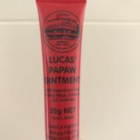 Lucas Paw paw oitment
