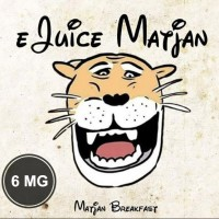 Matjan Breakfast 30ml 6mg Berry Cereal Milk Liquid Vape Vapor