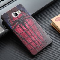 Casing Silicon Marvel 3D Samsung A7 2017 A720 / Note 9 Soft Case Cover