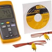 Fluke 52-2 Thermometer Fluke 52-II Dual
