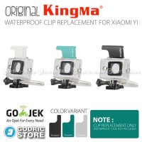 Jual Xiaomi Yi Kingma Waterproof Back Door Lock Clip Replacement Murah