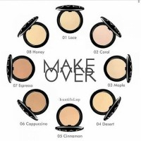 Make Over Perfect Cover Two Way Cake - Makeover Powder