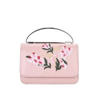 Tas Pink Korea Selempang Shoulder Bag Elegan Cantik Cute