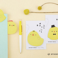 Stick Note/ Memo Anak Ayam