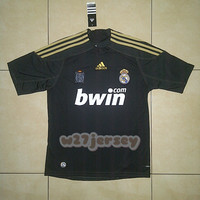 Jersey Retro Real Madrid Away 2009/2010