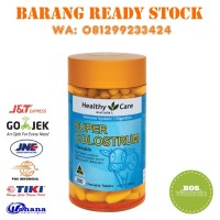 Healthy Care Super Colostrum - 200 tablet