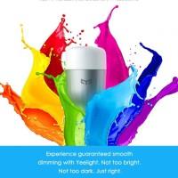 Jual Xiaomi Yeelight 2 Smart Bulb LED RGB 9W 600 Lumens E27 Murah