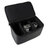 Camera Case Cover Waterproof Insert Bag Protect Padded DSLR SLR