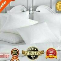 Jual bantal tidur hotel silikon / silicon , lebih bagus dari dacron Murah