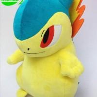157 - Boneka Typhlosion 30cm Boneka Pokemon