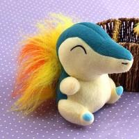 155 - Boneka Cyndaquil 20cm Boneka Pokemon 2