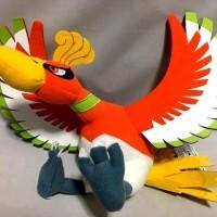 250 - Boneka Ho oh 35cm Original Banpresto Japan