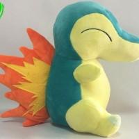 155 - Boneka Cyndaquil 30cm Boneka Pokemon 3