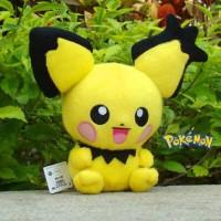172 - Boneka Pichu 15cm Boneka Pokemon