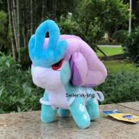 245 - Boneka Suicune Boneka Pokemon 20cm