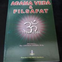 Agama Veda dan Filsafat - buku bali hindu