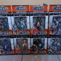 figure dynasty warriors set