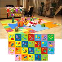 Harga evamat abjad gambar matras tikar karpet puzzle alas | Pembandingharga.com