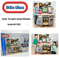 Jual KYRAKIDZ LITTLE TIKES Cook & Learn Smart Kitchen Murah