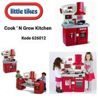 Jual KYRAKIDZ LITTLE TIKES  Cook & Grow Kitchen Murah