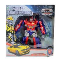 Mainan Robot Transformer Super Change Robot No.555