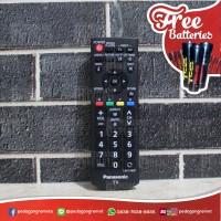 Remot Remote TV Panasonic LCD LED Ori Original Asli