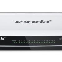 Tenda S16 16-Port 10/100 Desktop Switch