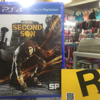 PS4 INFAMOUS SECOND SON REG ALL